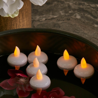 LED Floating Tealight - Set of 6