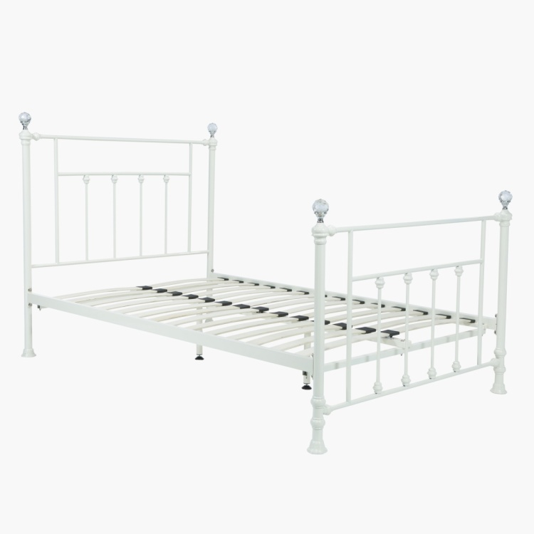 Alice Metal Full Bed - 120x200 cm