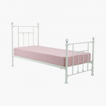 Alice Metal Single Bed - 90x200 cm