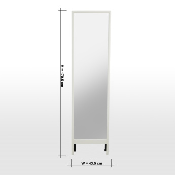 Leganza Floor Mirror