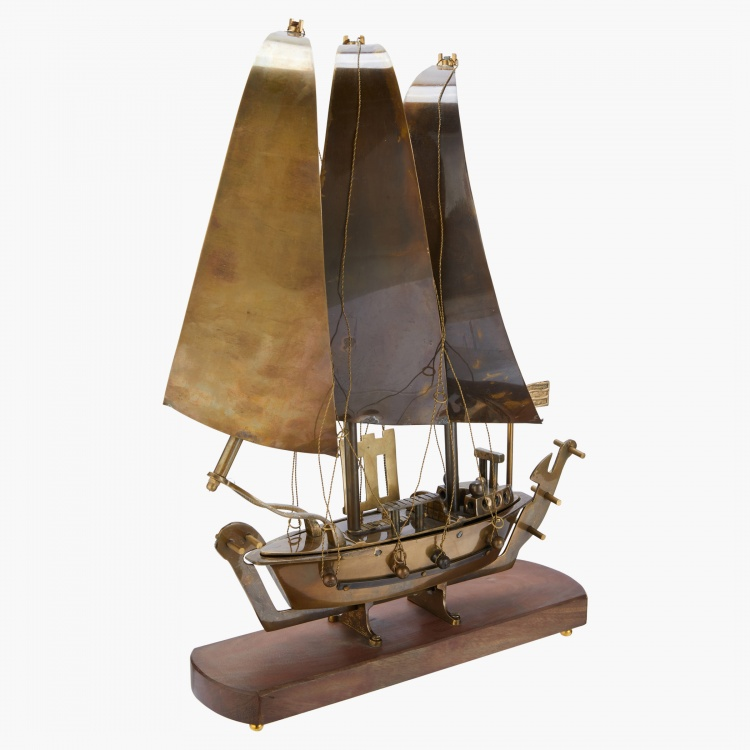 Nautical Decorative Ship