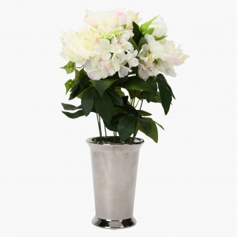Peony Arrangement with Pot