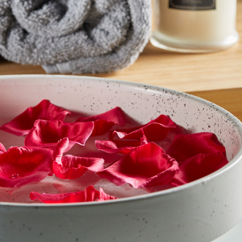 Floating Rose Petals