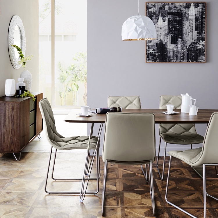 Harper 6-Seater Dining Table