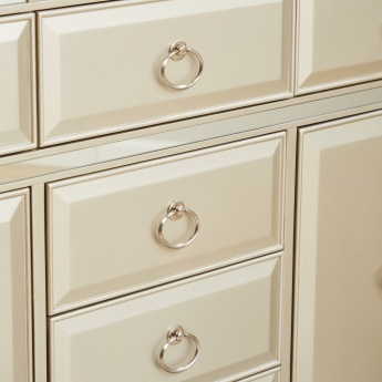 Majestic 6-Drawer Buffet with 2-Doors