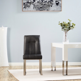 Boston 1-Seater Tufted Dining Chair