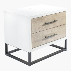 Marrakesh 2-Drawer Nightstand