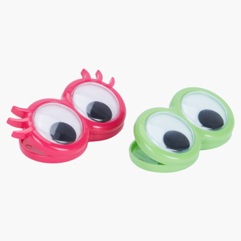 Billy's Best Googly Eyes Clips - Set of 2