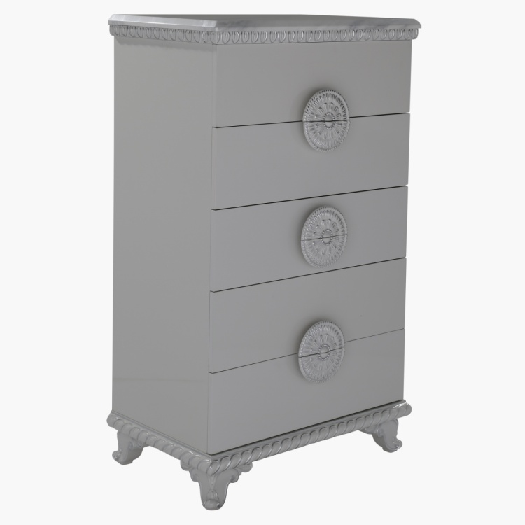 Sylvia 5-Drawer Chest
