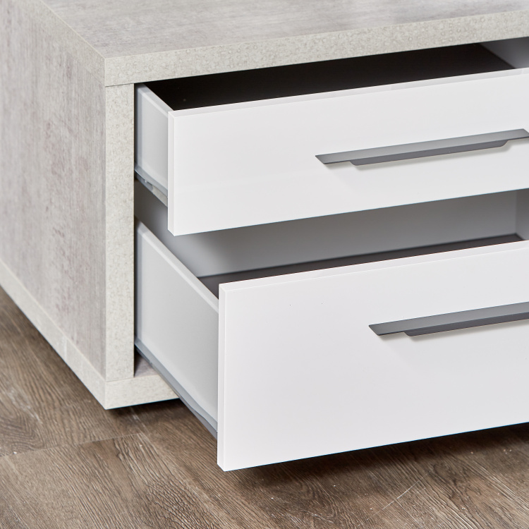 Petra 2-Drawer Nightstand