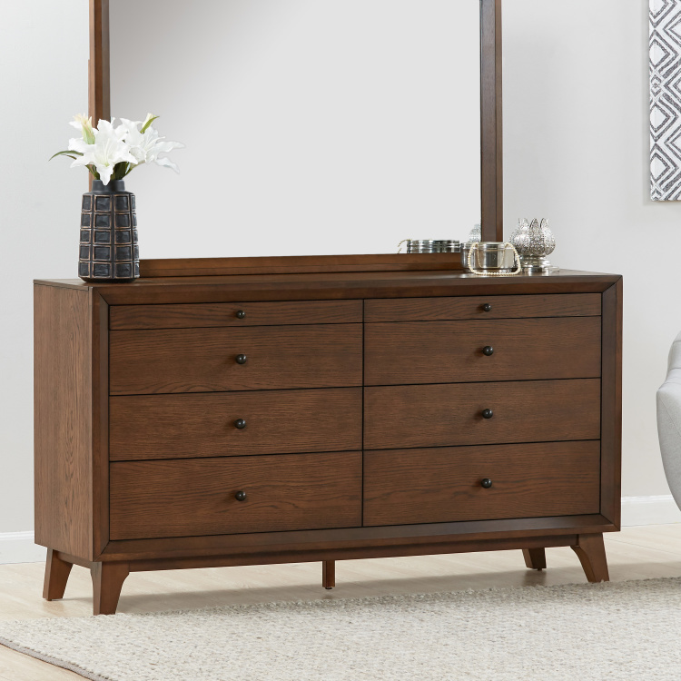 Lyra 8-Drawer Dresser