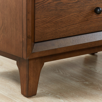 Lyra 3-Drawer Nightstand