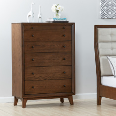 Lyra 6-Drawer Chest