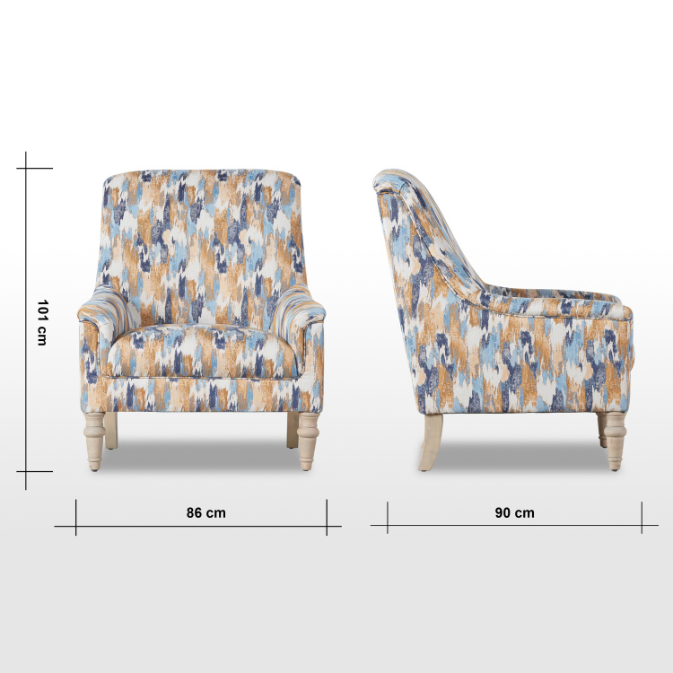 Smith Fabric Armchair