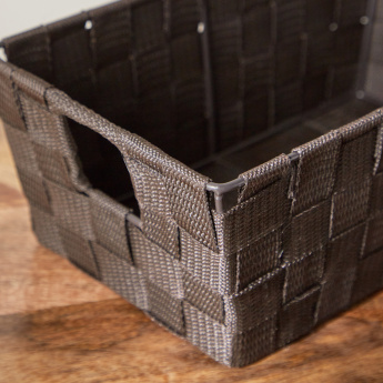 Luke Shelf Tote - 30.5x16.5x11.4 cms