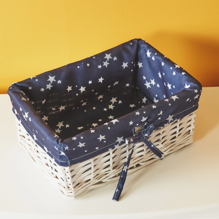 Starz Wicker Basket