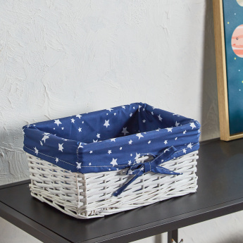 Starz Wicker Basket Small