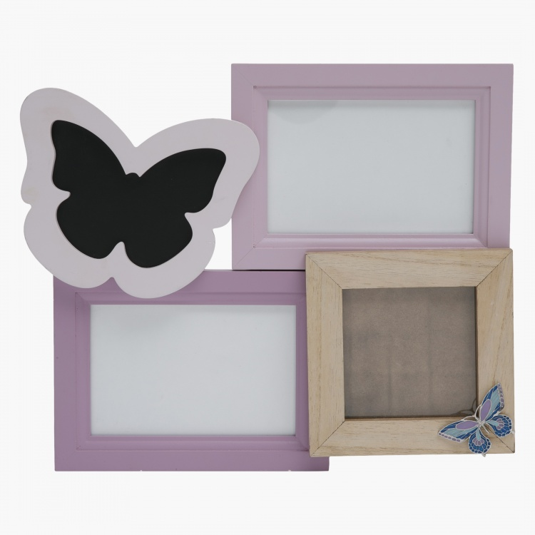 Butterfly Collage Photo Frame