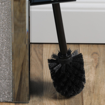 Ice Flow Toilet Brush Holder with Brush