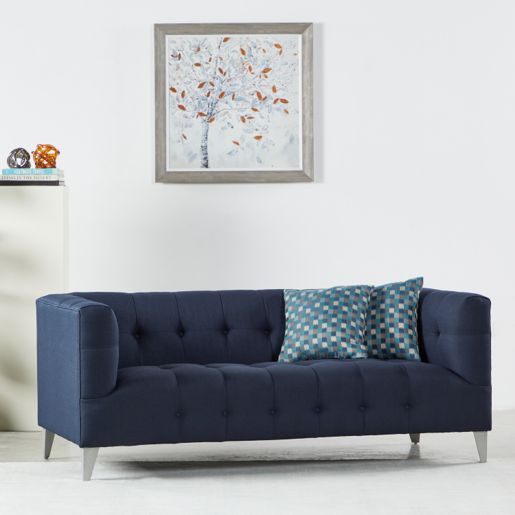 Morgan 2-Seater Fabric Sofa