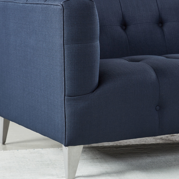 Morgan 3-Seater Fabric Sofa