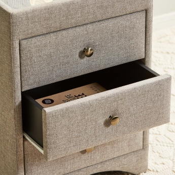 Stellar 3-Drawer Night Stand