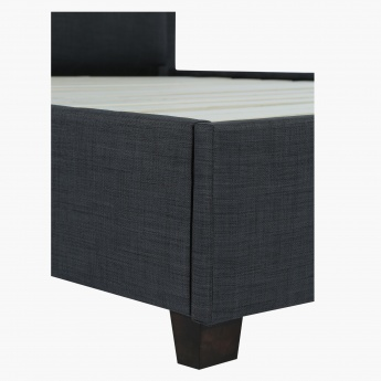 Stellar Drawer King Bed Base - 180x210 cms