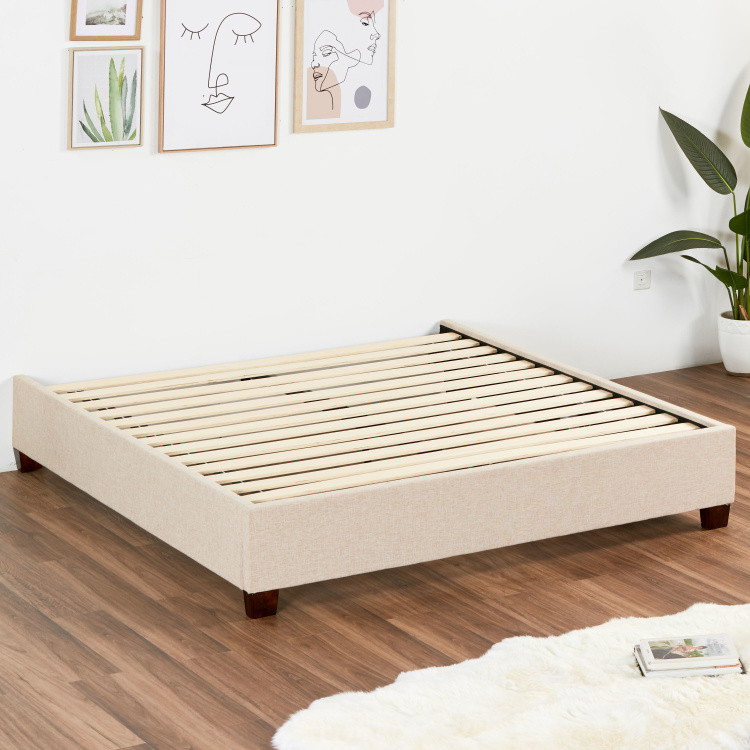 Stellar Queen Bed Base - 155x205 cms