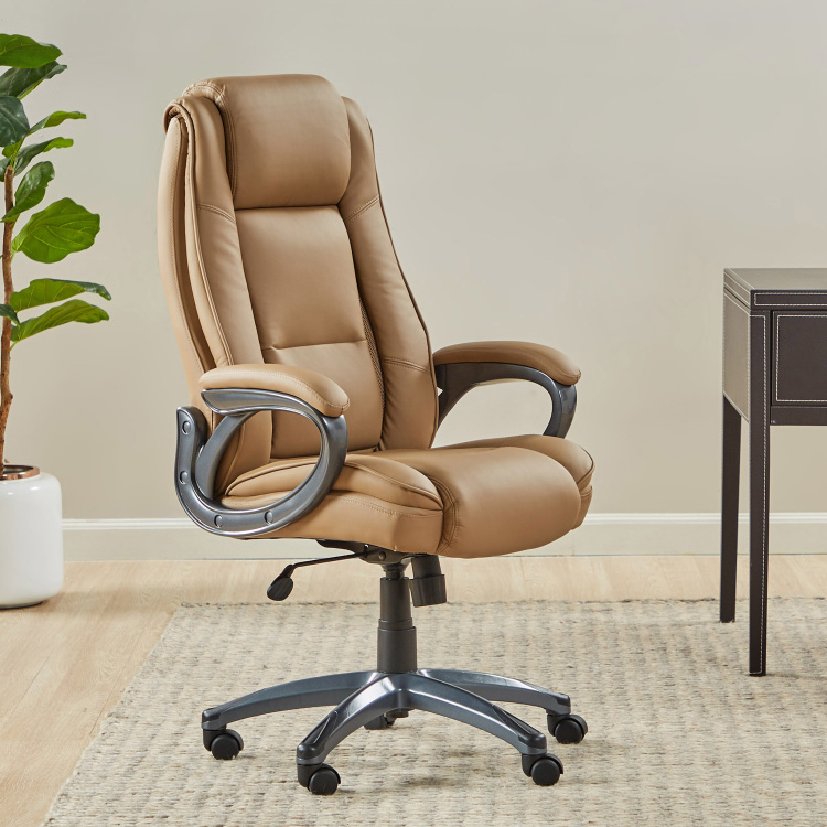 Tanessy High Back Study Chair