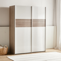 Dublin 2-Door Sliding Wardrobe