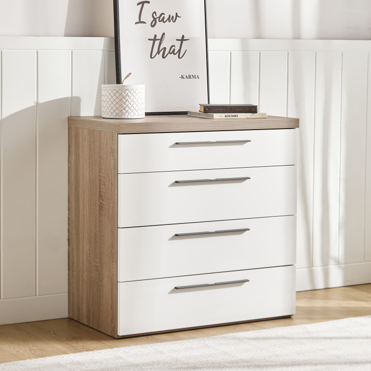 Dublin 4-Drawer Dresser