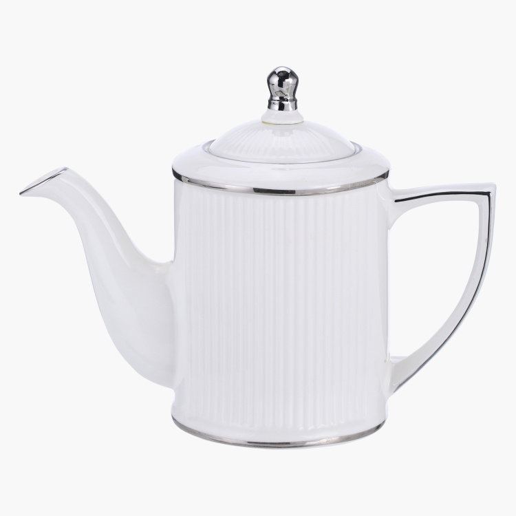 Astonish Textured 15-Piece Tea Set