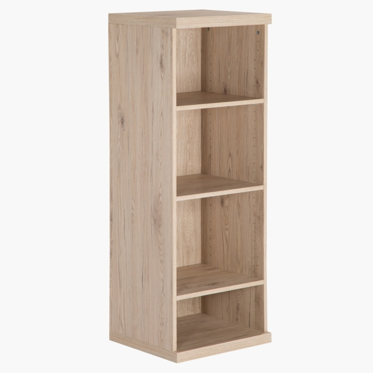 Spazio 6-Shelf Shoe Cabinet