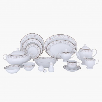 Mystic 106-Piece Dinner set