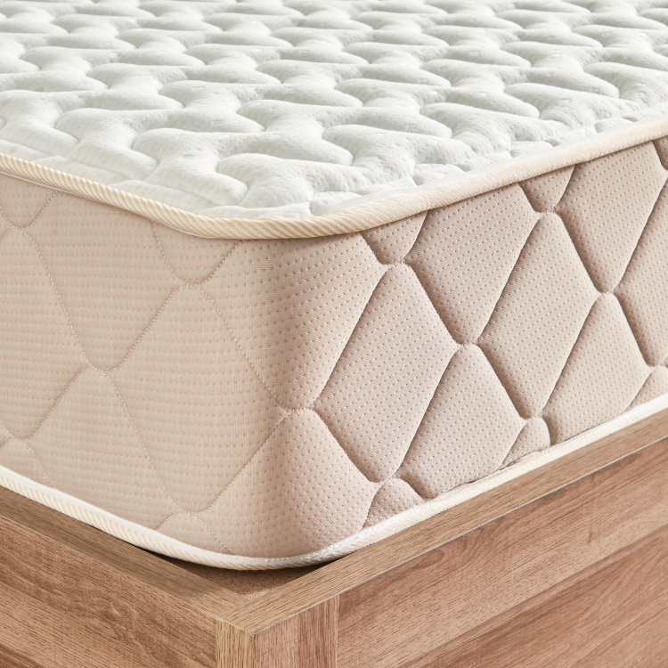 Deluxe Relax Spring Mattress - 180x210 cm