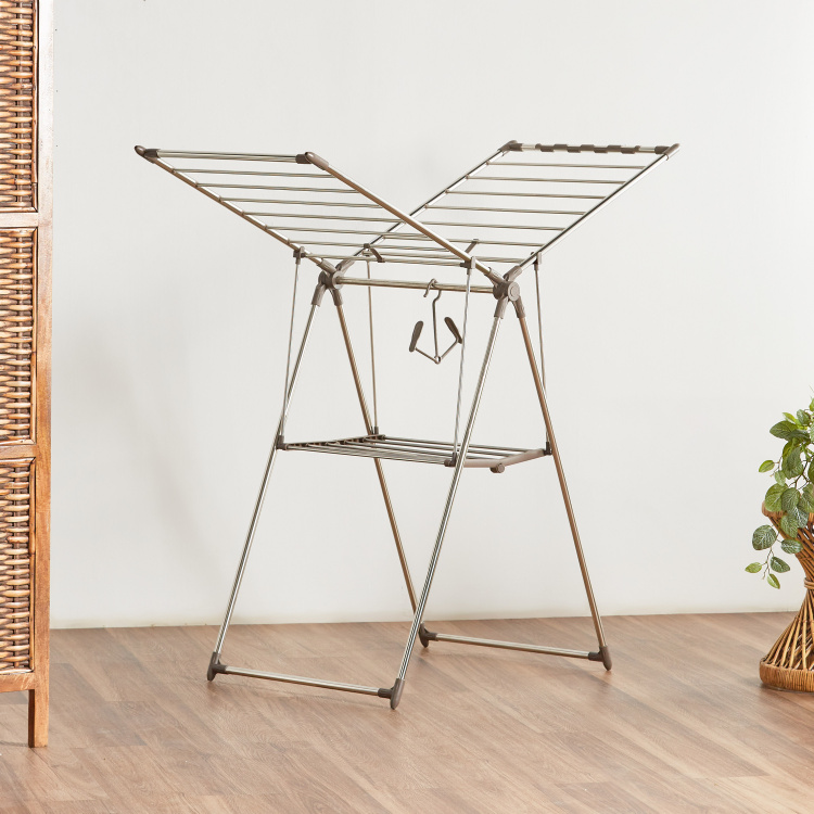 Celestia Foldable Clothes Drying Stand