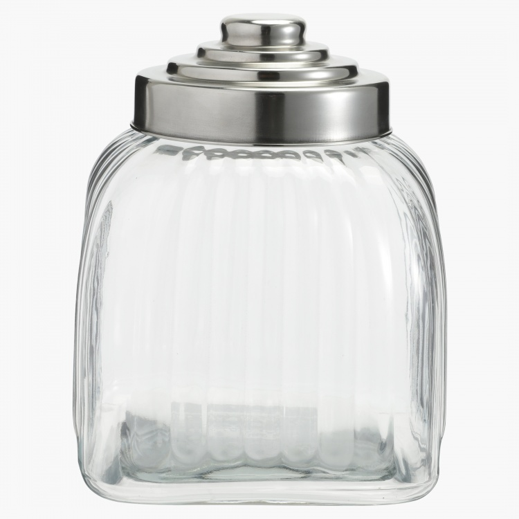 Easy Store Canister with Lid - 2600 ml