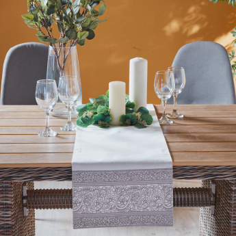Ornate Table Runner