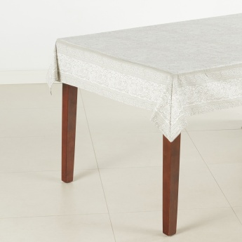 Ornate Table Cover - 150x250 cms