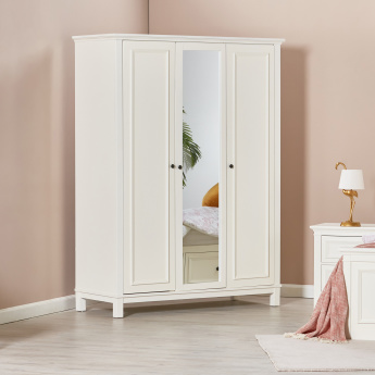 Addison 3-Door Wardrobe with Mirror