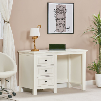 Addison 3-Drawer Study Desk