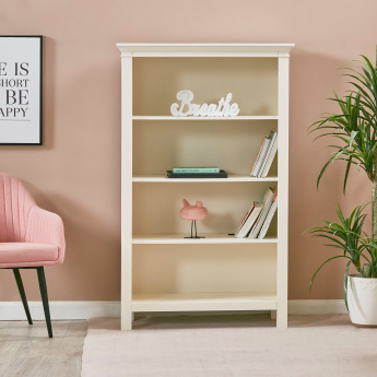 Addison 4-Shelf Bookcase