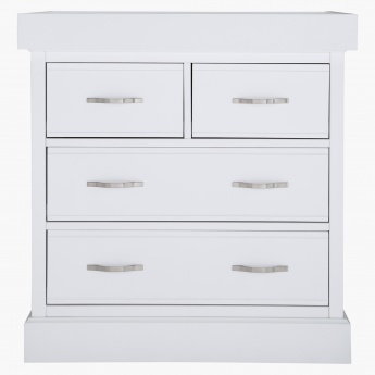 Little Sweetie Nursery 2 Over Drawer Chest