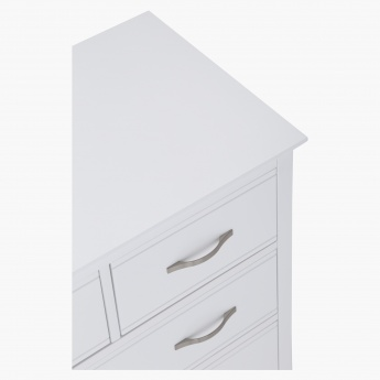 Little Sweetie Nursery 2-Over 2-Drawer Chest