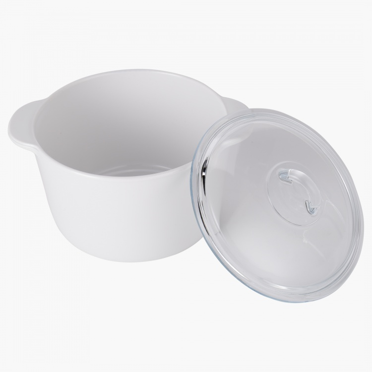 Pyrex Casserole with Lid - 3 L