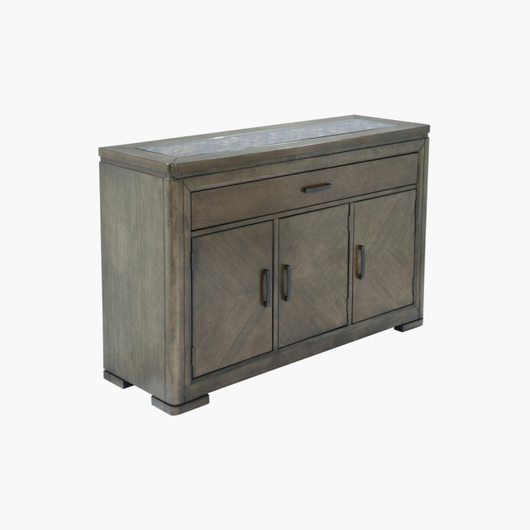 Gerard 3-Door Buffet Table