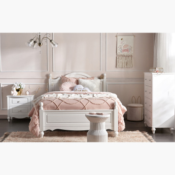 Aurora Full Bed - 104x214 cms