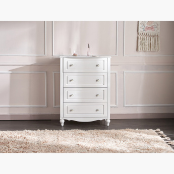 Aurora Chest of 4-Drawers