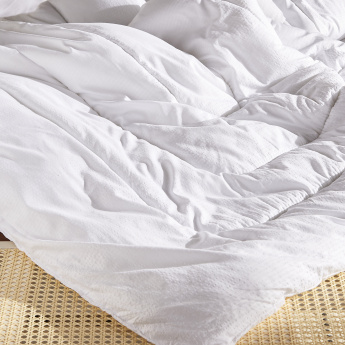 Micro Fresh Seer Sucker Duvet - 160x200 cms
