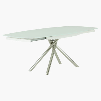 Richier Extendible 6-Seater Dining Table - 190x105 cms